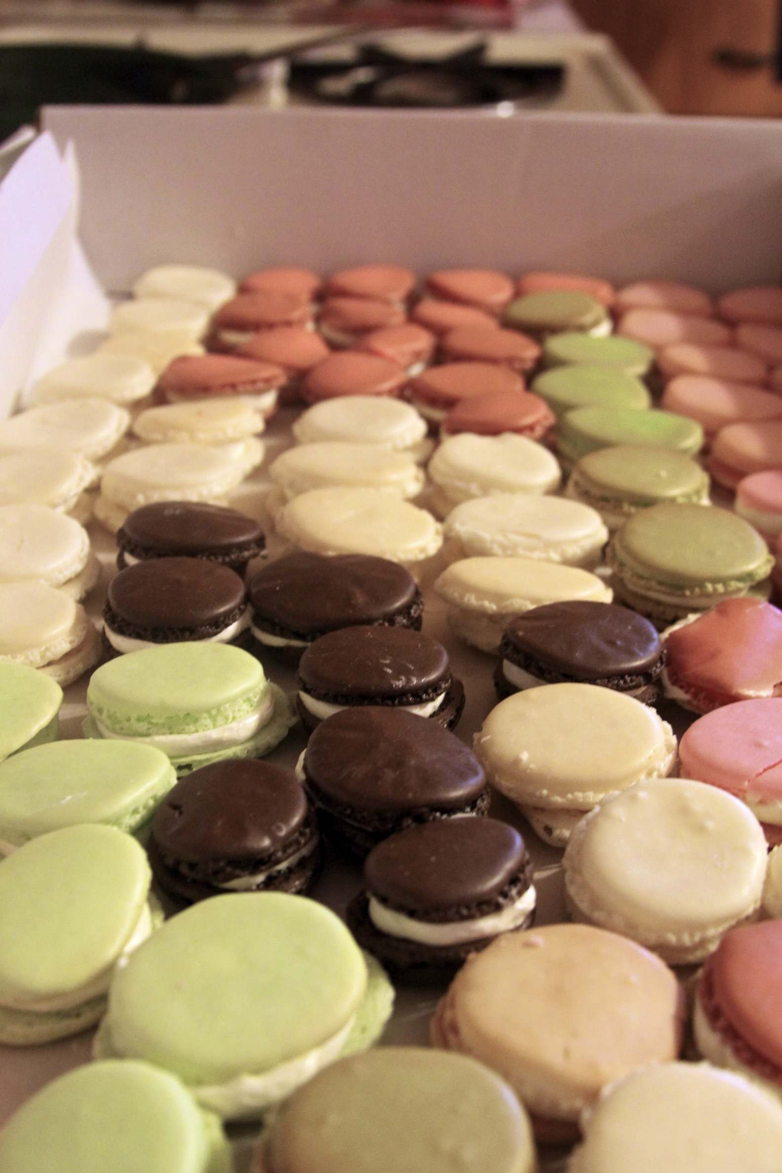Delicious!! Macaroons!!