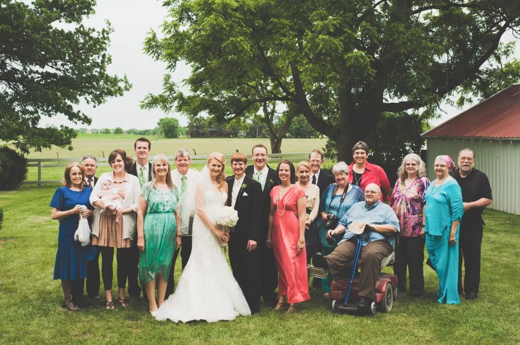 McBroom Family Photo