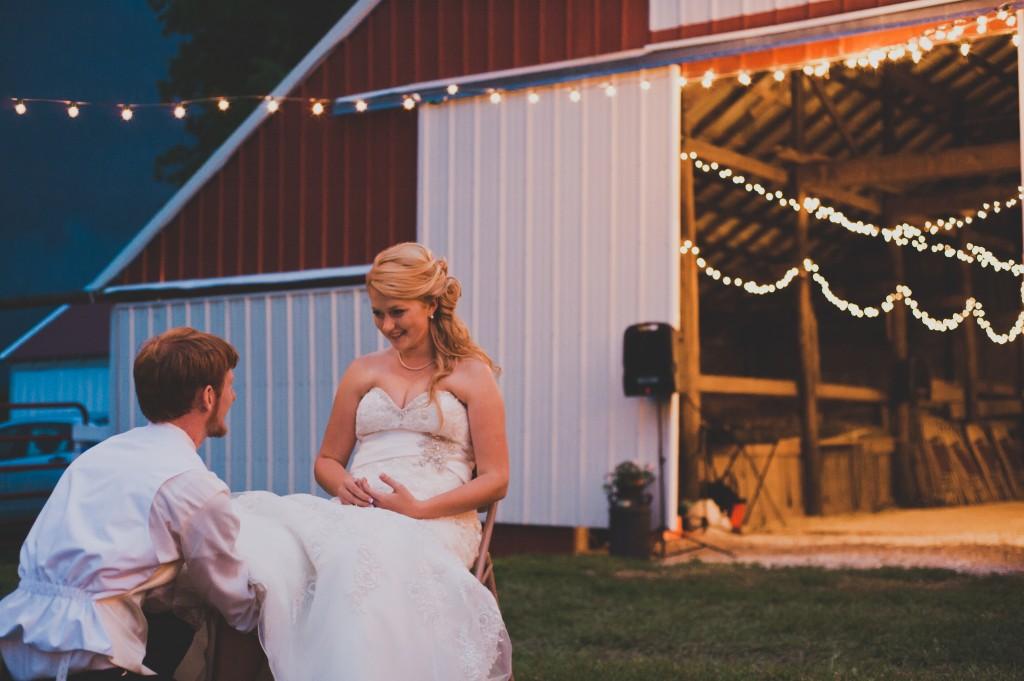 McBroom Wedding Reception