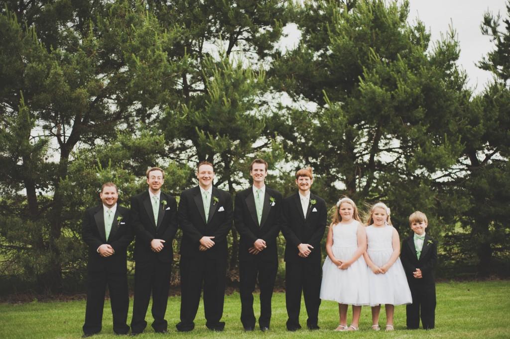 McBroom Wedding