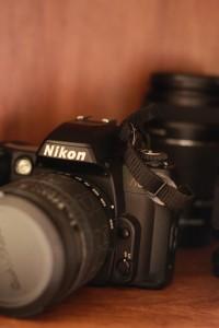 My first film camera.... YAY