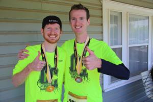 Memorial Marathon 2014